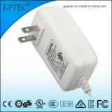 18With15V/1.2A AC de StandaardStop van de Adapter met Pse- Certificaat
