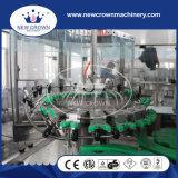 Chaîne de production de boisson de qualité de la Chine pour la bouteille en verre avec la torsion outre du chapeau