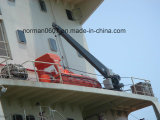 Bote de rescate marino de 6personas, barco de rescate de la fibra de vidrio de Solas