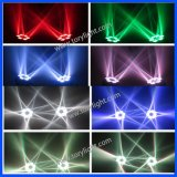Heller 6PCS*12/15W RGBW LED beweglicher Kopf des Stadiums-
