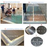 Sgs-anerkannte Kaltlagerung mit PU-Panels und kondensierendem Gerät