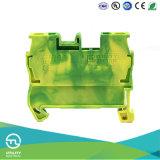 Блоки желтой/зеленой охраны окружающей среды земли терминальные
