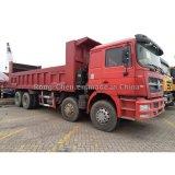 Camiones de obras Sinotruck Hoka 8 * 4
