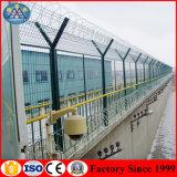 Sicherheitszaun-Gefängnis-Ineinander greifen des Fachmann-358 hohes