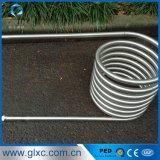 Tube 304 de bobine d'acier inoxydable pour le réservoir