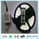 El regulador alejado elegante del amortiguador 12V-24V 6A IR del LED ajusta el solo color 3528 5630