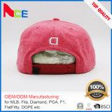 中国の金製造者のよい評判の5パネルの冬の帽子