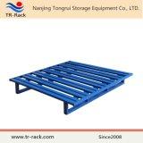 Vierwegseintrag galvanisierte Lager-Stahl-Ladeplatten