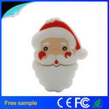 Оптовый привод пер 16GB Santa Claus USB3.0 для промотирования (JV1197)