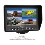 4 de Monitor van het kanaal voor Op zwaar werk berekend als de Aanhangwagen van de Vrachtwagen van de Bus