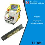 標準およびレーザーのキーコード両方のために自動錠前屋に切られるポータブルおよび切断適したコードキー機械秒E9に