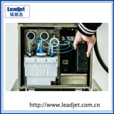 Printer Leadjet alta velocidade Branco Inkjet para Cabo
