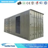 Globaler Service mit Cummins- Enginedieselgenerator-Sets 1200kw /1500kVA