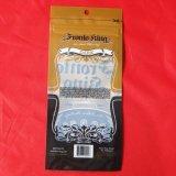 3 стороны герметизируя мешок еды замка застежка-молнии с хорошим качеством
