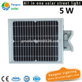Energiesparender LED-Fühler-Sonnenkollektor angeschaltenes im Freienwand-Solarstraßenlaterne