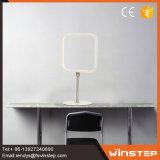 Lampada quadrata operata moderna della Tabella dell'alluminio 10W LED nella fabbrica di Foshan