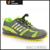 新しいPU/PUの足底(SN5445)が付いているスポーツの働き靴