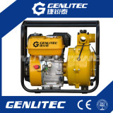 Gasolina 1,5 pulgadas de alta presión de la bomba de agua para extinción de incendios