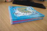 Livro de exercício de papel feito sob encomenda do Hardcover do estudante do caderno da fonte de escola A4 A5
