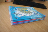 Libro de ejercicio del Hardcover del estudiante de la fuente de escuela A4 A5