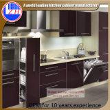 2016 Nieuwe Acryl Houten Keukenkast