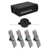 Capteurs de stationnement avec capteurs adhésifs à installation facile, produit OEM