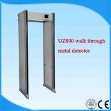 Promenade multiple de zones par des zones du détecteur de métaux Uz800 33