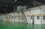 Equipamento eletrostático do revestimento do pó para o tanque de petróleo