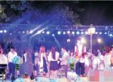 Luz impermeable sin hilos elegante del duende malicioso de la noche de 12 colores LED