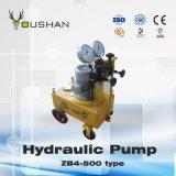 La pompa hydráulica eléctrica de alta presión (ZB4-500) tiene punto