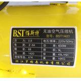 550W 9L de Dubbele Compressor van de Lucht van de Olie van de Cilinder Stille Vrije