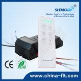Gleichstrom-variabler Geschwindigkeits-Ventilator-Controller-Lampen-Empfänger Fernsteuerungs