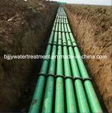 Tubos de FRP GRP para la aplicación de la cubierta de cable