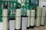 Adoucissant domestique automatique approuvé de la CE de Chunke avec le réservoir de FRP