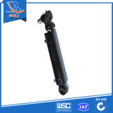 Energia hidráulica e cilindro hidráulico da estrutura do cilindro do pistão