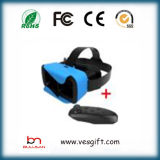 Gläser des Vr Kasten-3D mit Ferncontroller polarisierten Gläsern 3D