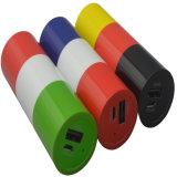 заряжатель мобильного телефона ABS крена силы подарка промотирования 2000mAh с полным цветом