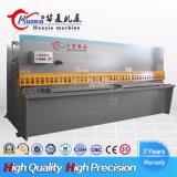 QC12k 6*4000 탄소 강철 MD11를 가진 유압 그네 광속 깎는 기계
