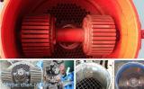 De mini Molen van de Korrel die door Dieselmotor wordt gedreven