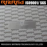 Etiqueta elevada do inventário RFID de ISO18000-6c MPE Gen2 Terperature