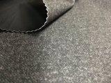 L'extension a balayé le tissu balayé par Spandex de tissu avec TPU noir 3k