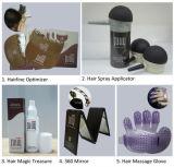 Fibres magiques de construction de cheveu de kératine de la meilleure qualité