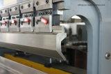 Máquina de dobra hidráulica Wg67k do freio da imprensa da placa do CNC de Huaxia