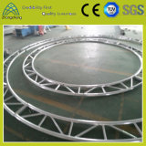 De structurele Bundel van de Cirkel van het Aluminium van het Ontwerp van de Bundel Driehoekige