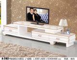 Support TV bon marché et table basse (FA121)