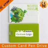 Carte de crédit USB Pen Drive avec boîte d'affichage suspendue (YT-3101)