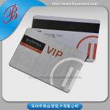 Hico 2750 cartões de tira magnética em branco do PVC do plástico de OE