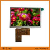 Grand étalage mensuel LX430C4003 de TFT LCD du volume de ventes des prix bon marché 4.3inch