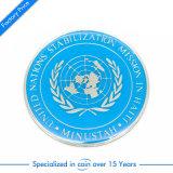 Moneta d'argento promozionale del premio del ricordo del ODM di abitudine