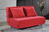居間のソファーの現代木フレームのホームファブリックソファー(UL-NS045)